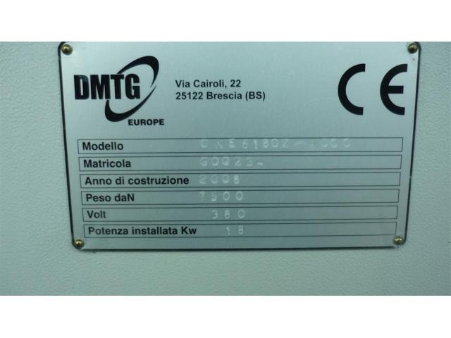 DMTG CKE 6180Z x 4000 mm №1124-280319 - 5