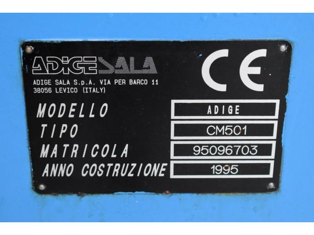 Adige Kreisägeautomat CM 501 CM501 - 2